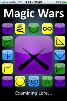 image for Magic Wars for iphone